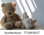 Bear And Lamb  Sheep  Toy...