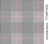 Prince Of Wales   Glen Plaid...