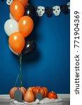 festive composition for...   Shutterstock . vector #771904369