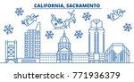 Usa  California  Sacramento...