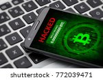 bitcoin wallet hacked message...