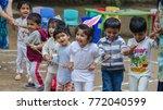 pune  maharashtra  india  dec... | Shutterstock . vector #772040599