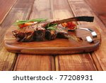 Meat Over Wood  Grilled Ribs O...