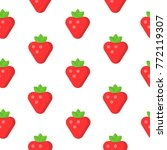 seamless pattern with...   Shutterstock . vector #772119307