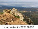 Ruins Of Beaufort Castle In...