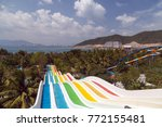 vinpearl resort  nha trang ... | Shutterstock . vector #772155481