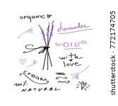 vector  clip art  hand drawn....   Shutterstock .eps vector #772174705