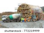 pilsen   czech republic  ... | Shutterstock . vector #772219999