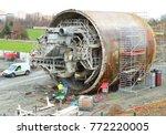 pilsen   czech republic  ... | Shutterstock . vector #772220005