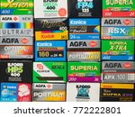 saint petersburg  russia   30... | Shutterstock . vector #772222801