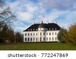 bernstoff palace  near... | Shutterstock . vector #772247869