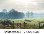 ootmarsum  netherlands  ... | Shutterstock . vector #772287601