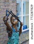 ootmarsum  netherlands  ... | Shutterstock . vector #772287829