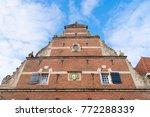 ootmarsum  netherlands  ... | Shutterstock . vector #772288339