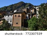 the yangchan tulou  the chinese ... | Shutterstock . vector #772307539