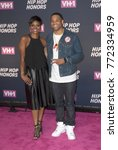 Small photo of New York, NY - July 11, 2016: Afton Williamson, Mack Wilds attend 2016 VH1 Hip Hop Honors: All Hail The Queens at Lincoln Center