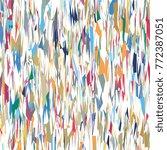 geometric mosaic pattern....   Shutterstock .eps vector #772387051