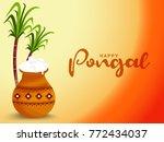illustration poster or banner... | Shutterstock .eps vector #772434037