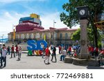 san jose  costa rica   november ... | Shutterstock . vector #772469881