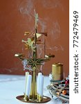 Small photo of Decoration and decoration Christmas