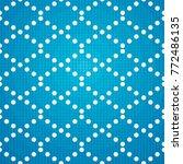 seamless geometric dots   Shutterstock .eps vector #772486135