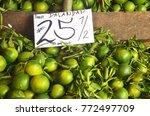 Dalandan Citrus Fruit On...