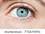 a beautiful insightful look... | Shutterstock . vector #772675591