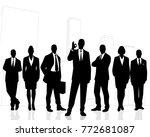 vector illustration of a...   Shutterstock .eps vector #772681087
