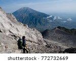 yogyakarta  indonesia 10 26... | Shutterstock . vector #772732669