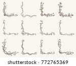 vector illustration of...   Shutterstock .eps vector #772765369