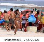 rio de janeiro  brazil ... | Shutterstock . vector #772770121