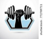 vector illustration of... | Shutterstock .eps vector #772789711