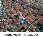kotor great city in montenegro | Shutterstock . vector #772807855