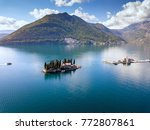 kotor great city in montenegro | Shutterstock . vector #772807861