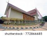 kuala lumpur  malaysia  8 dec... | Shutterstock . vector #772866685