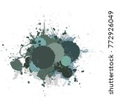 banner blot presentation ... | Shutterstock . vector #772926049