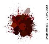 banner blot presentation ... | Shutterstock . vector #772926055