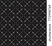 vector minimalist seamless...   Shutterstock .eps vector #772998769