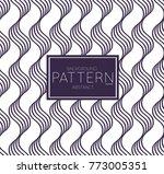 abstract geometric vector...   Shutterstock .eps vector #773005351