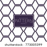 abstract geometric vector...   Shutterstock .eps vector #773005399