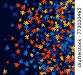 vector confetti background...   Shutterstock .eps vector #773020465