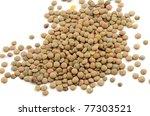 lentils | Shutterstock . vector #77303521