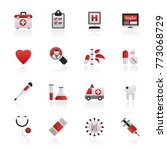 hospital  medical and...   Shutterstock .eps vector #773068729