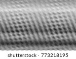 abstract futuristic halftone... | Shutterstock .eps vector #773218195
