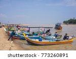 kuala muda  kedah  malaysia ... | Shutterstock . vector #773260891