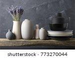 home decor   neutral colored...   Shutterstock . vector #773270044
