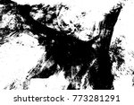 distress dirty overlay... | Shutterstock .eps vector #773281291
