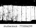 grunge old wood black cover...   Shutterstock .eps vector #773306299
