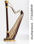 Celtic irish harp  classical...