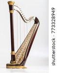Celtic Irish Harp  Classical...